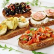 Stockfoto: Bruschetta