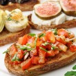 Bruschetta — Stock Photo #25501791