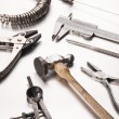 Stock Photo: Different Goldsmith's Tools
