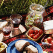 Picnic serie — Stock Photo #26006797