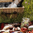 Stock Photo: Picnic serie