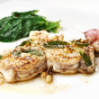 Monkfish — Stock Photo