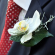 Bride Grooms' Flowers — Stock Photo