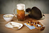 German stillife — Stock Photo