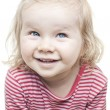 Cute Toddler giving a smile — Stock Photo