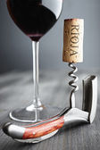 "Wine: ""Rioja"" Cork — Stock Photo"