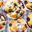Blueberry Muffins — Stock Photo #39479023