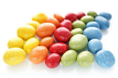 Rainbow Colored Candy — Stock Photo