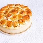 Apple pie isolated — Stock Photo #41572293