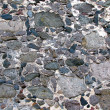 Stock Photo: Old rock wall