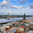 Riga Latvia — Stock Photo