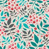Patrón floral — Vector de stock