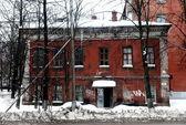 Budova. přitažlivost města jaroslavl v rusku. — Stock fotografie