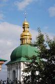 Igreja ortodoxa em kiev — Fotografia Stock