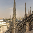 Milan city — Stock Photo