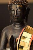 Buddha statuette — Stock Photo