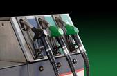 Petrol pump — Stock Photo