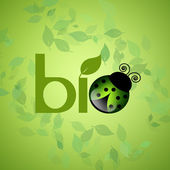 Eco for biological products — Stock Photo