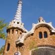 Gaudì's Parc Guell — Stock Photo