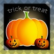 Trick or treat for Happy Halloween — Stock Photo #32415875