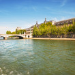Seine river — Foto Stock