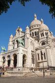Sacre coeur in parijs — Stockfoto