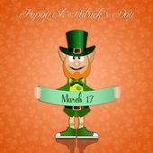 Happy St. Patrick's Day — Stock Photo