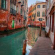 High water in Venice — Stock fotografie #40070649