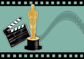 Oscars Award — Stockfoto