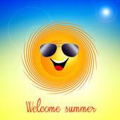 Welcome summer! — Stockfoto