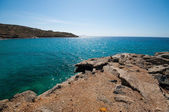 Lia Beach In Mykonos — Stock Photo