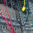 Stock Photo: Modular wires
