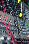 Modular wires — Stock Photo