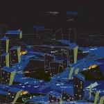 Постер, плакат: Disaster in the city
