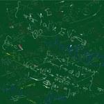 Mathematical pattern — Stock Vector