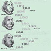 Franklin — Stock Vector