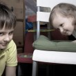 Kids playing — Stock Photo #46801847