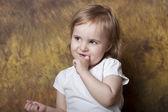 女の赤ちゃん — ストック写真