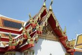 Roof of Wat Pho — Stock Photo