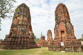 Pagoda in Wat Phra Mahathat — Stock Photo