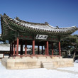 HaminJeong in Changgyeong palace of Joseon Dynasty, Korea — Stock Photo