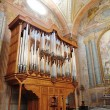 Stock Photo: Old Pipe organ