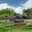 Hyangdan, Korean Traditional House in Yangdong Village, GyeongJu, Korea — Stock Photo