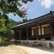 SuJolDang, Korean Traditional House in Yangdong Village, GyeongJu, Korea — Stock Photo #29886781
