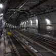 Stock Photo: Subway Tunnel