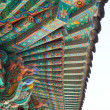 Stock Photo: KoreTraditional Architecture Detail