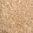 Stock Photo: Cork board pattern