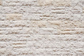 Pattern of wall made from tough block — Stock Photo