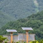 Solar power panel — Stock Photo