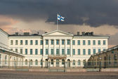 Presidential Palace in Helsinki — Stock Photo